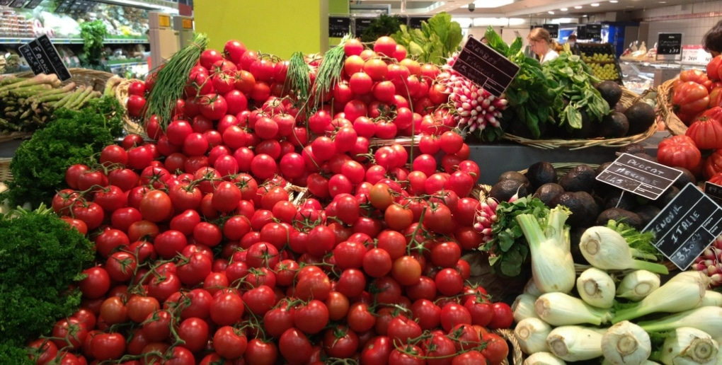 tomates bio grande surface