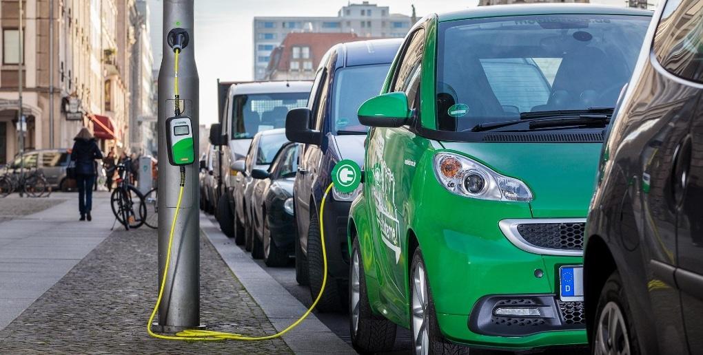 borne de recharge de véhicules electriques
