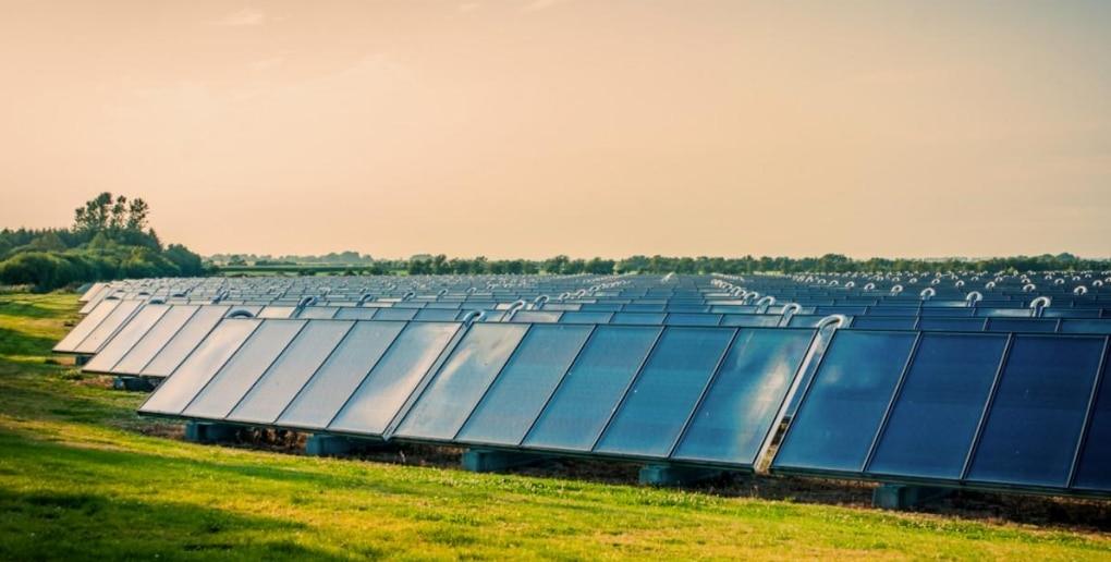 panneaux photovoltaiques