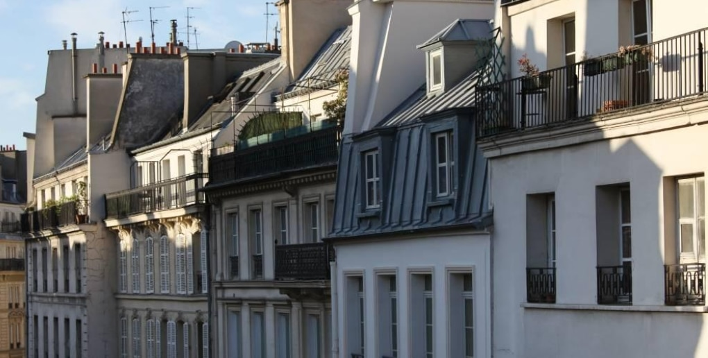 immeubles paris