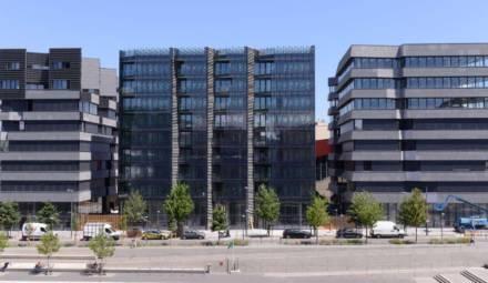 bâtiment Hiraki - Lyon