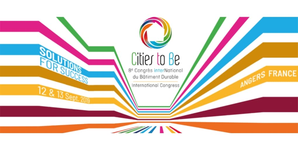Congrès Cities to Be à Angers
