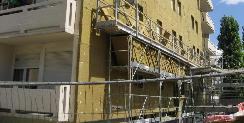 rénovation énergétique d'un bâtiment