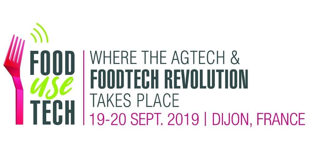 logo food use tech