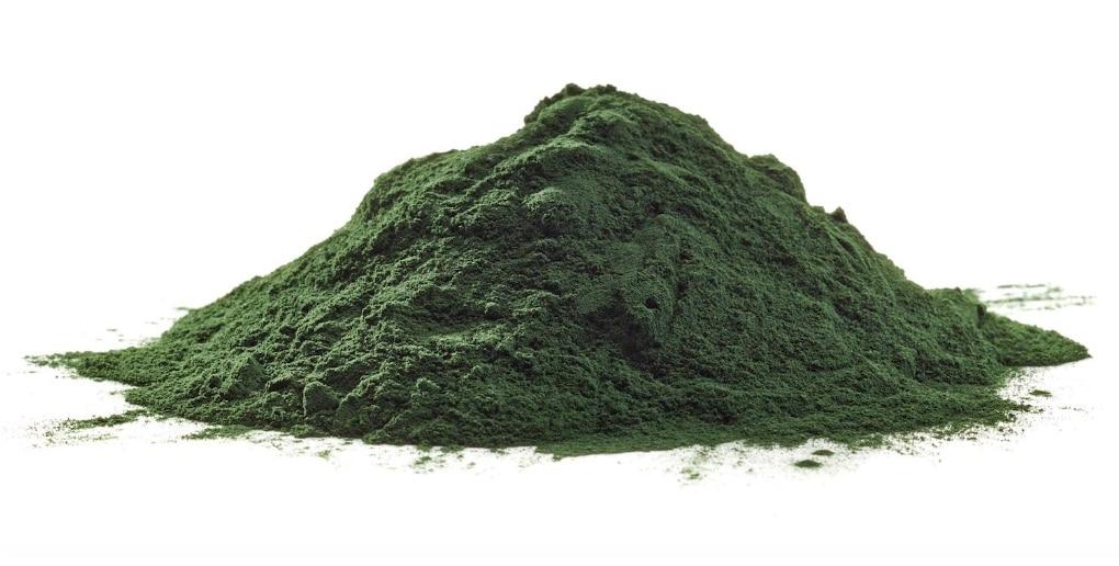 algue en poudre