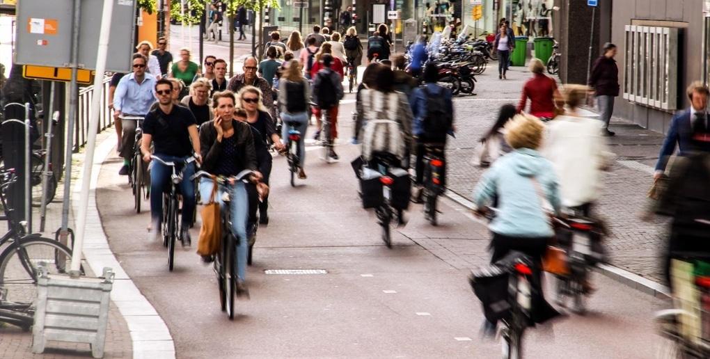 vélo mobilité en ville
