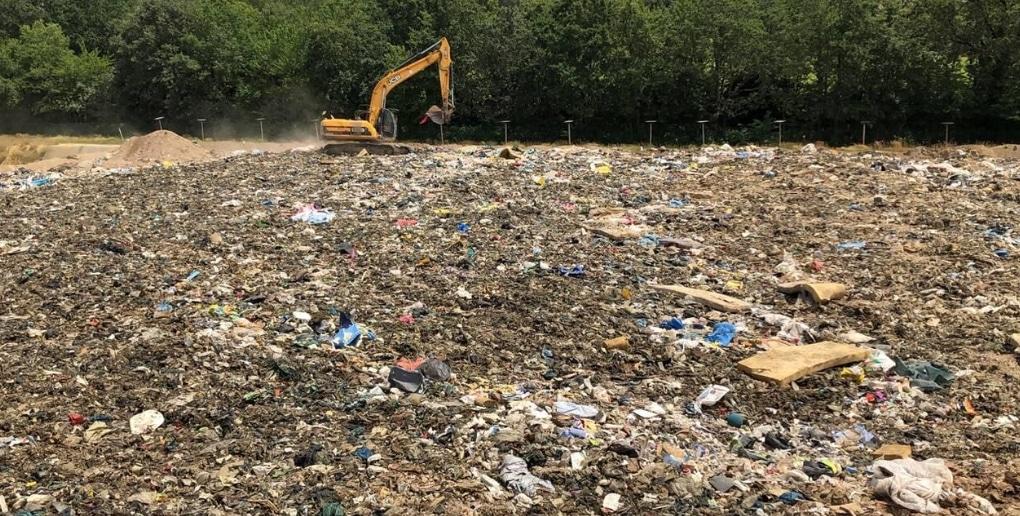enfouissement déchets