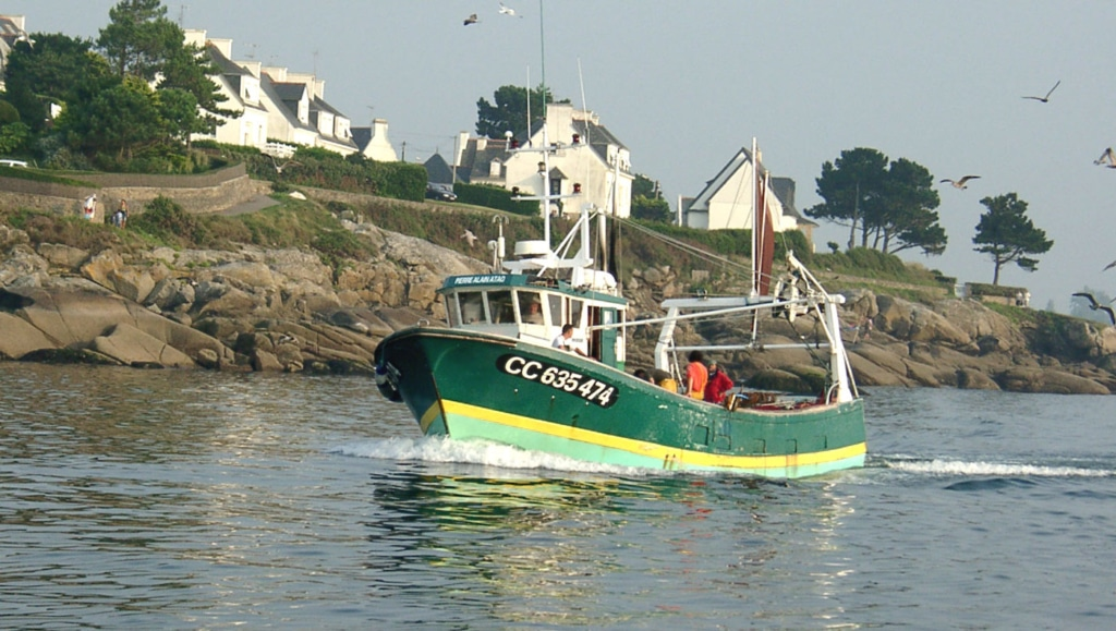 pêche cotiere concarneau