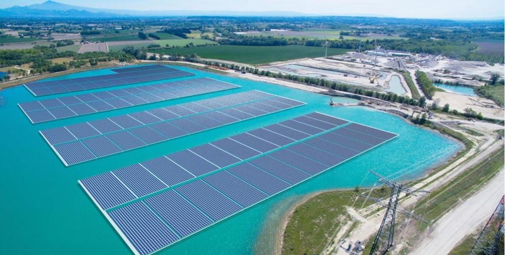 centrale solaire de Piolenc