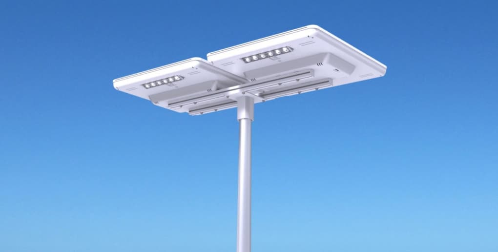 lampadaire sunna design