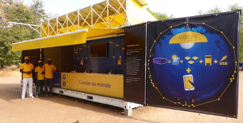Moon Sunna Design Afrique