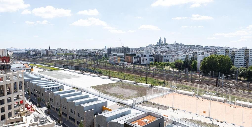 agriculture urbaine La Chapelle