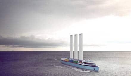 navire voile zephyr et borée