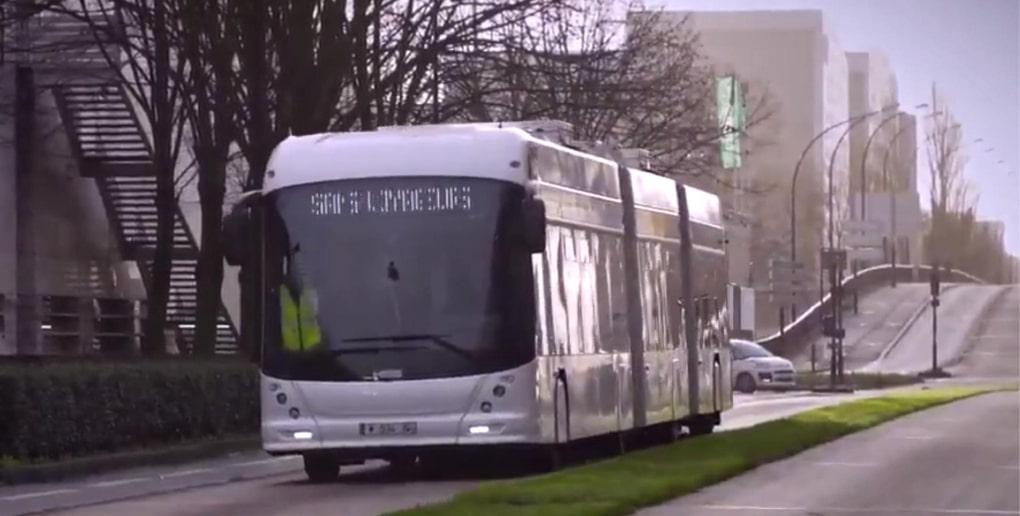 e-busway à Nantes