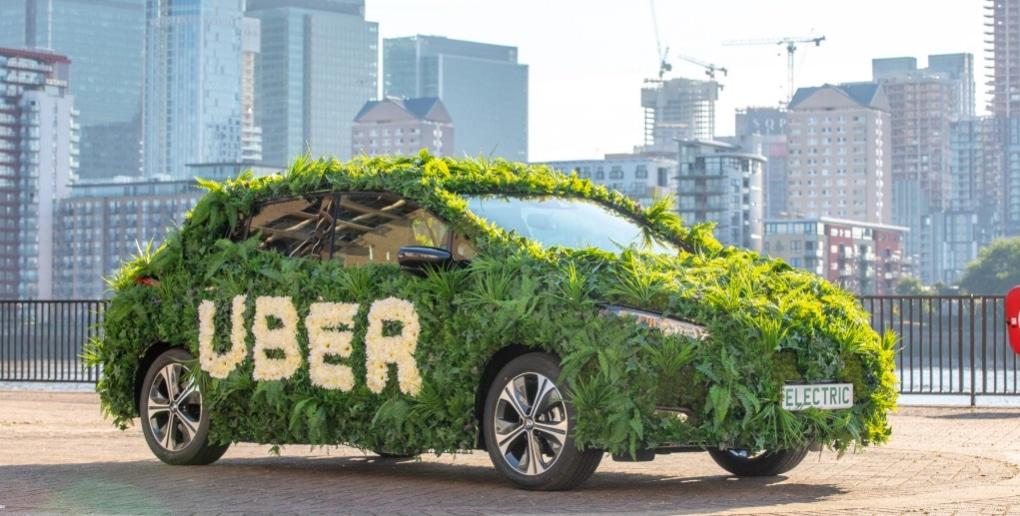 uber green