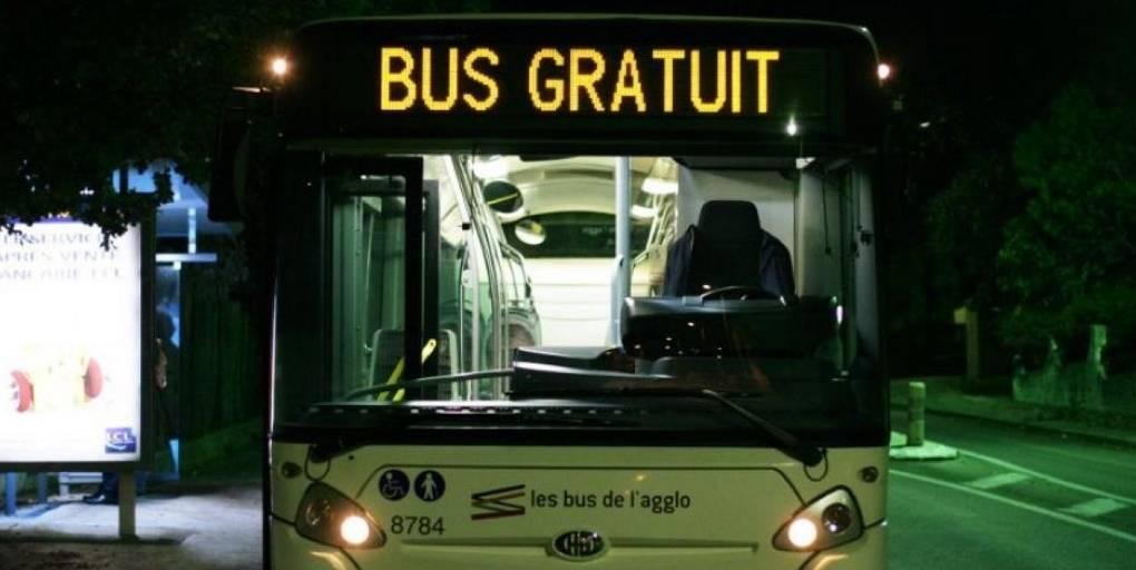 bus gratuit