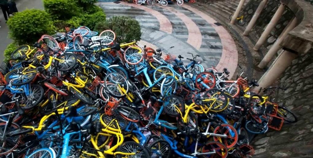 cimetière vélo