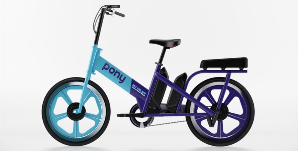 vélo long-tail pony