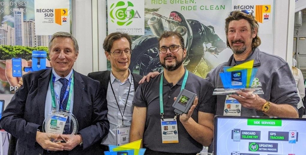 équipe green systems automotives