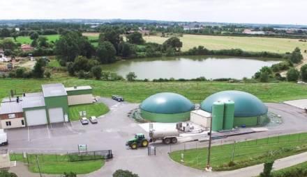 unité production et injection biométhane