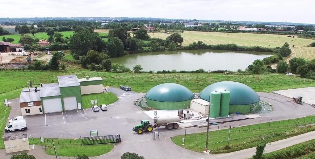 unité production biométhane