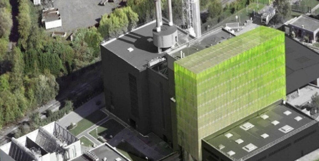 bâtiment façade biomimétisme
