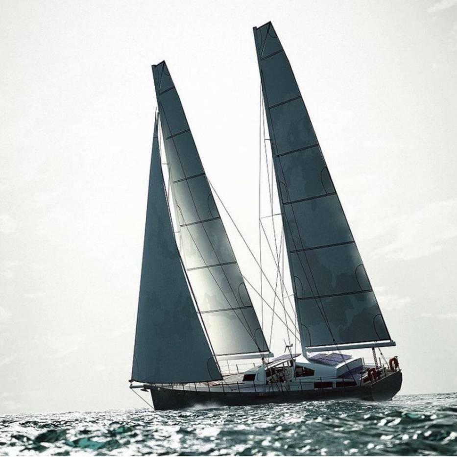 bateau grain de sail
