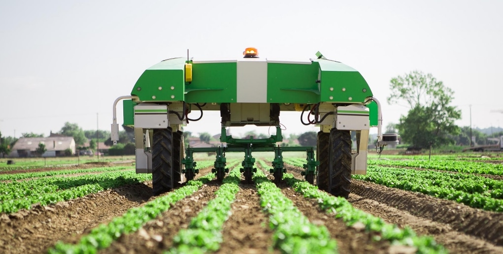 robot agricole naio technologies
