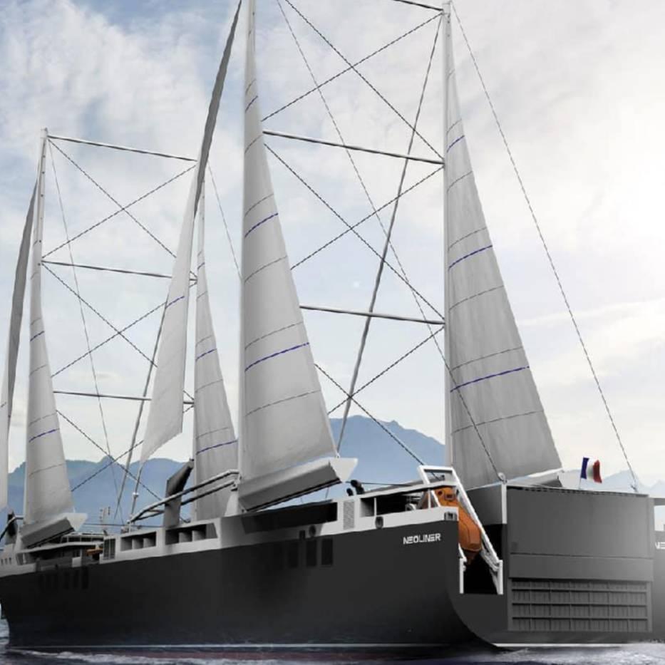 navire voile neoline