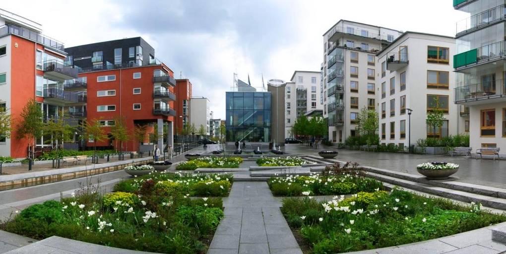 stockholm ville durable