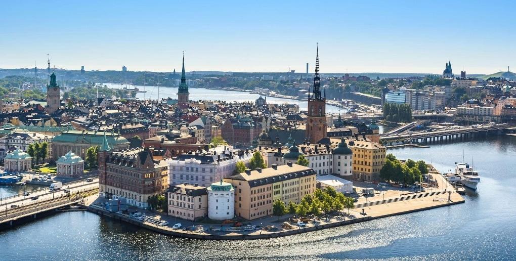 stockholm ville verte
