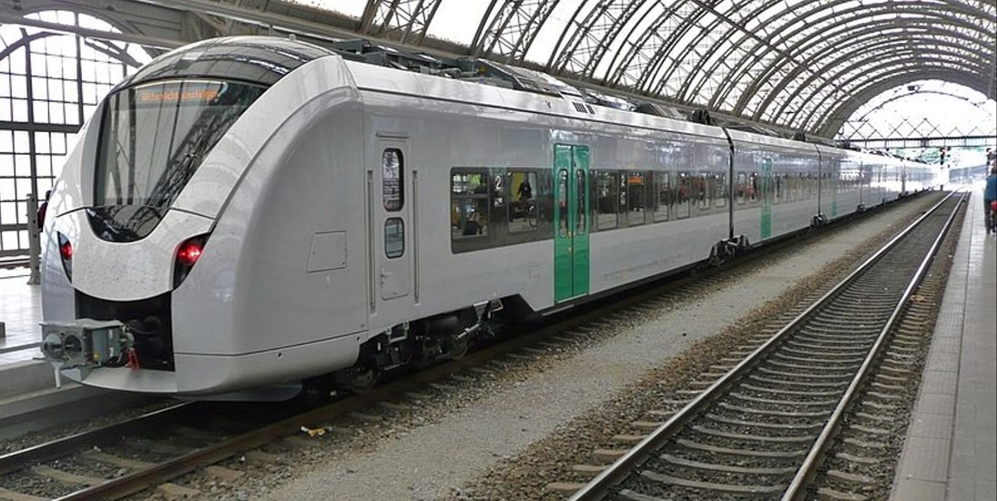 Alstom coradia
