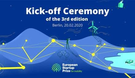 European statup prize for mobility
