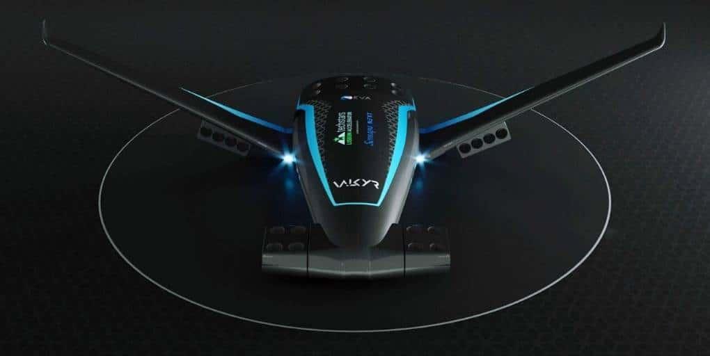 drone EVA