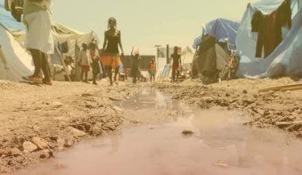 acces difficile eau potable