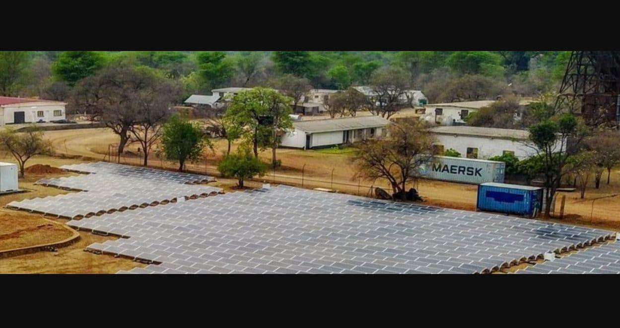 exemple de mini grids en Afrique