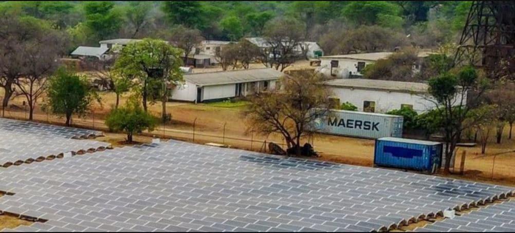 mini grids en Afrique