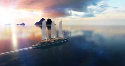 navire silenseas voile