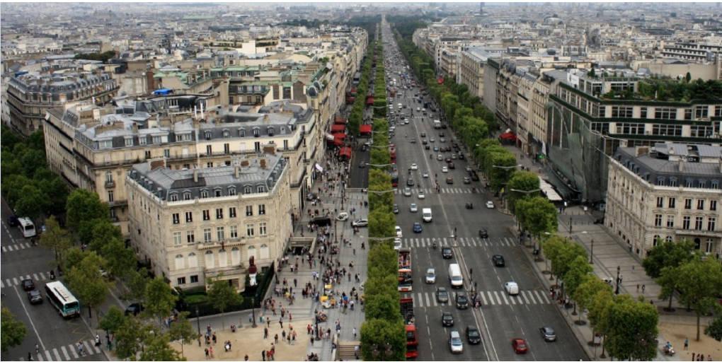 mobilité transports paris