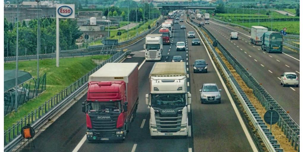 trafic routier autoroute