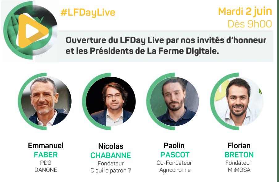 lfday live jour 1