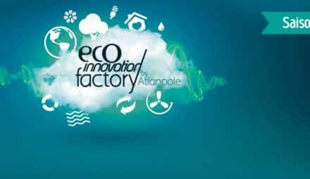 logo eco innovation factory
