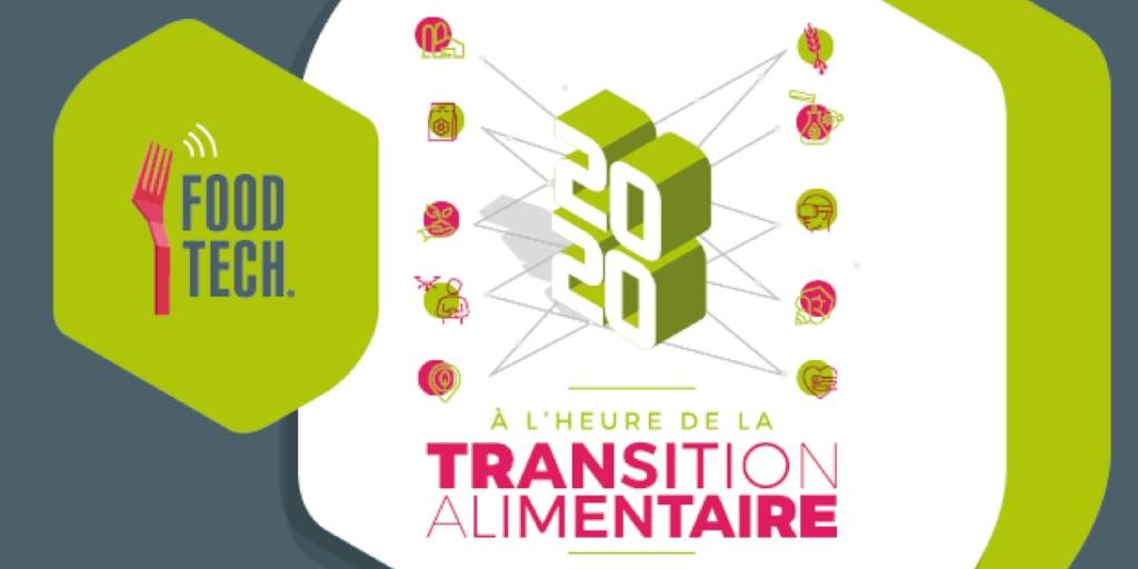 trophées transition alimentaire logo