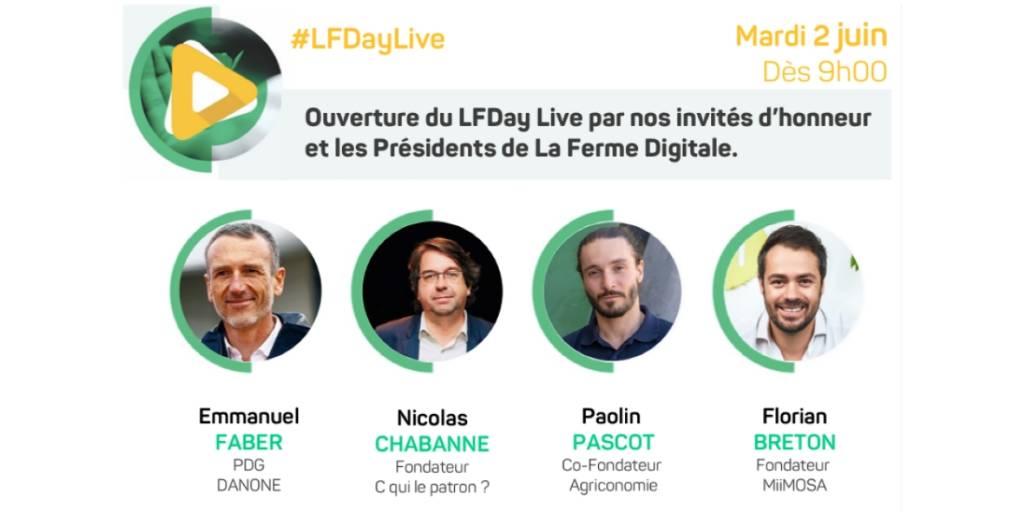 Foodtech LFDay live