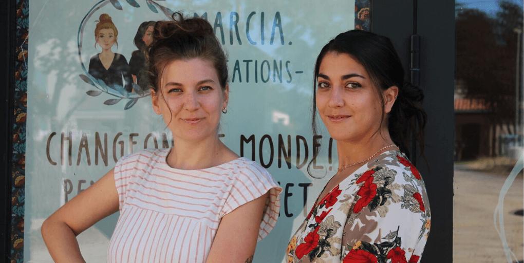 Marcia Créations propose des produits et créations made in France et zéro déchet • Les Horizons