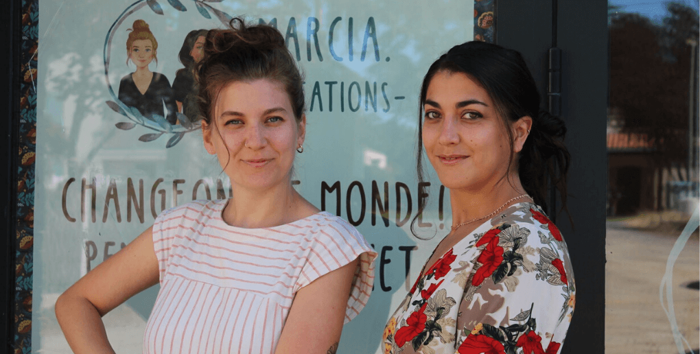 Astrid et Clémence Marcia Création