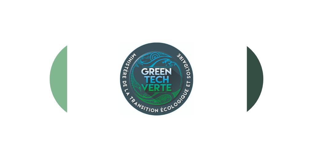 GreenTech Verte incubateur ministère de la transition écologique et solidaire