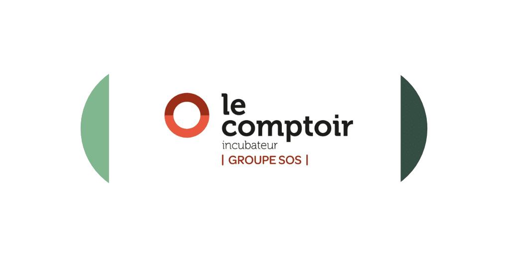 Le Comptoir incubateur groupe SOS