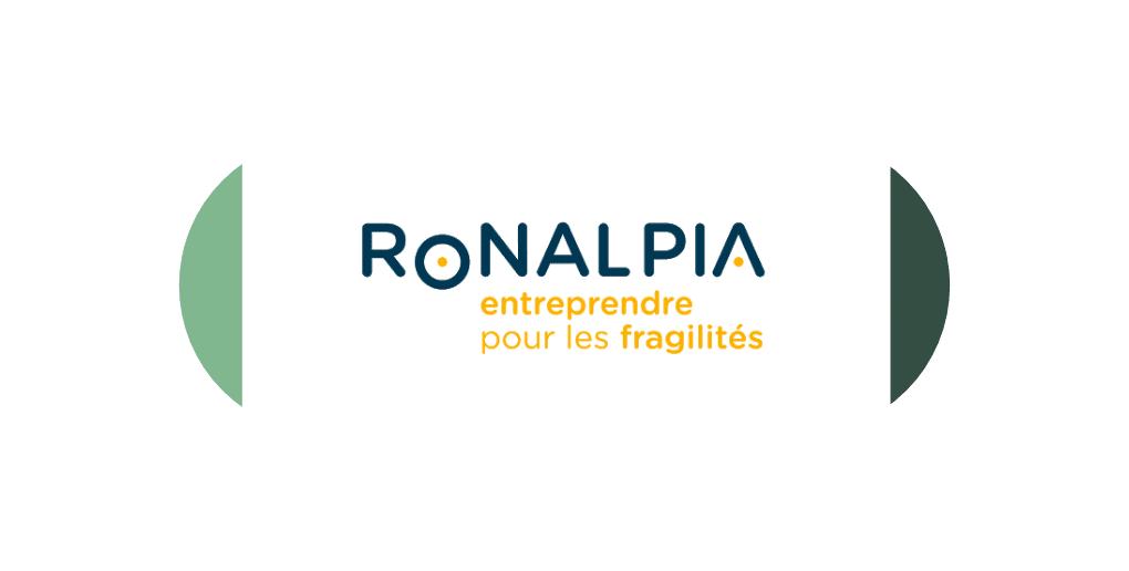 Ronalpia incubateur social Rhône-Alpes