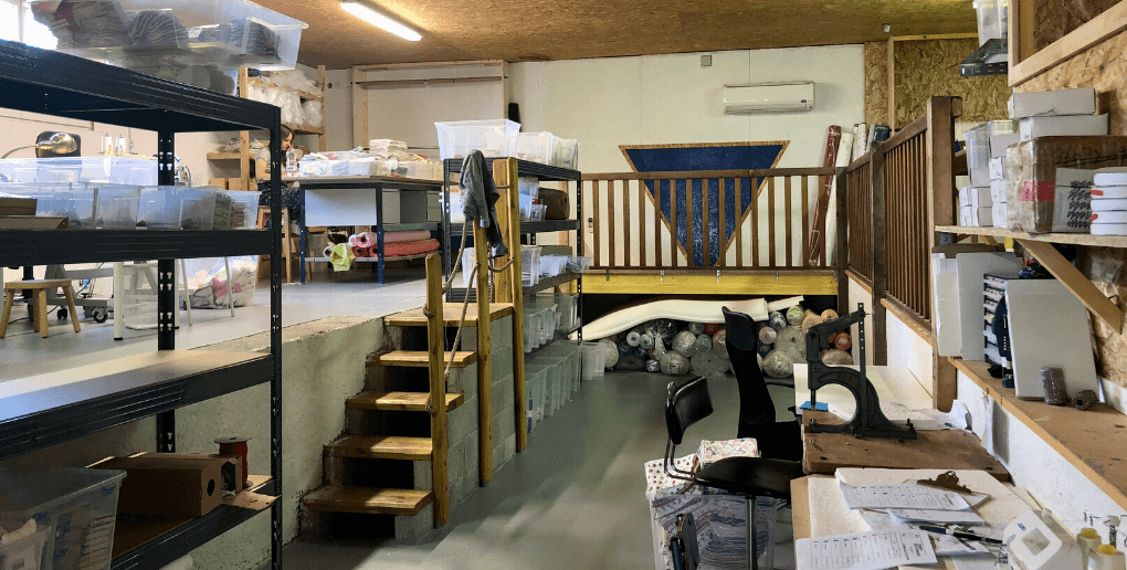 atelier Marcia Création situé à Saint-Jean-de-Boiseau